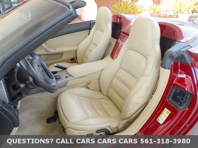 2007 Chevrolet Corvette Convertible in West Palm Beach, Florida 33411