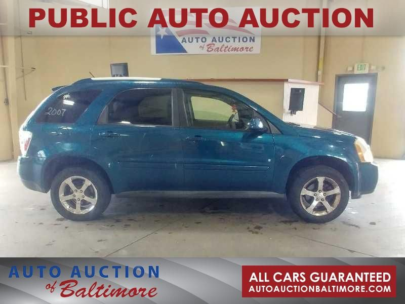 2007 Chevrolet Equinox LT | JOPPA, MD | Auto Auction of Baltimore  in JOPPA MD