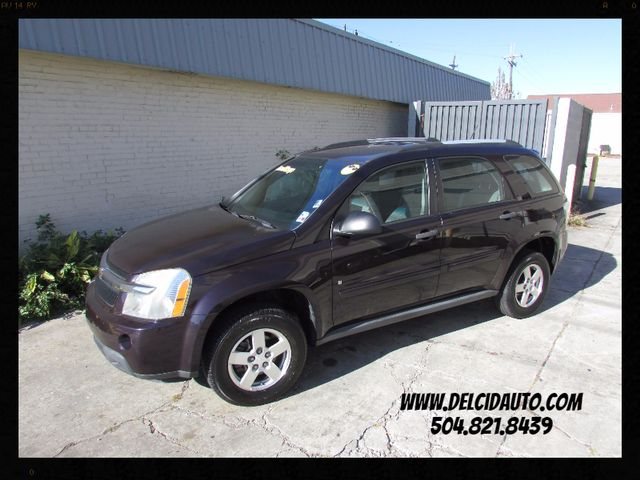 2007 Chevrolet Equinox, Low Miles! Clean CarFax!