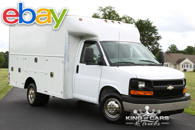 2007 Chevrolet Express 3500 DRW UTILITY SERVICE LOW MILES 1-OWNER WOW