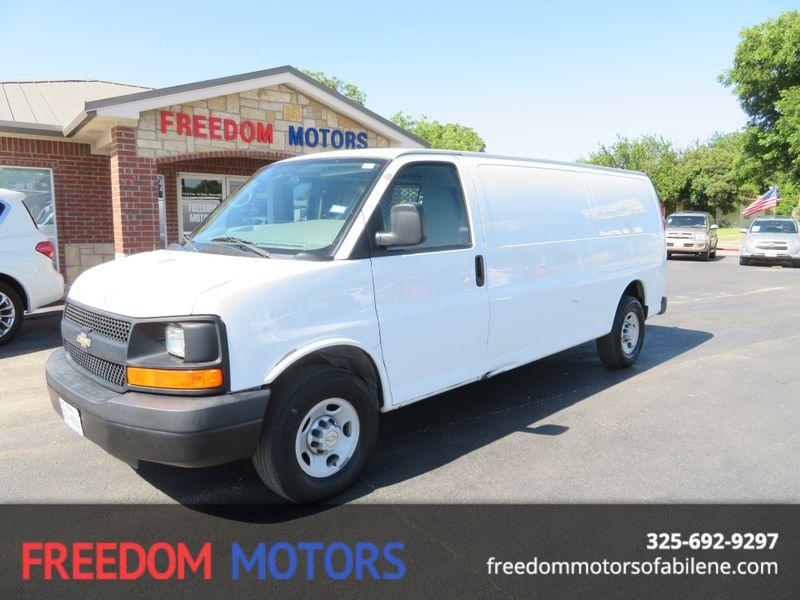 2007 Chevrolet Express Cargo Van  | Abilene, Texas | Freedom Motors  in Abilene Texas