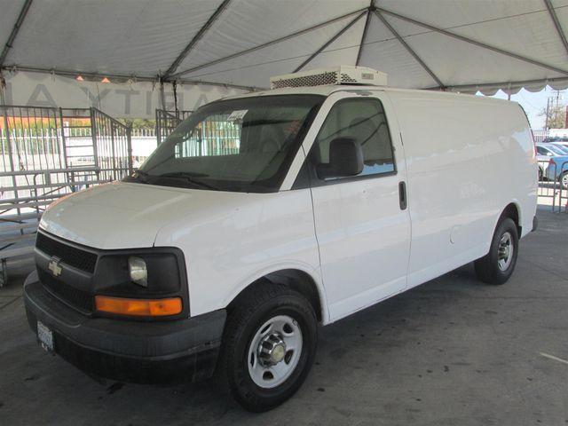 2007 Chevrolet Express Cargo Van Gardena, California
