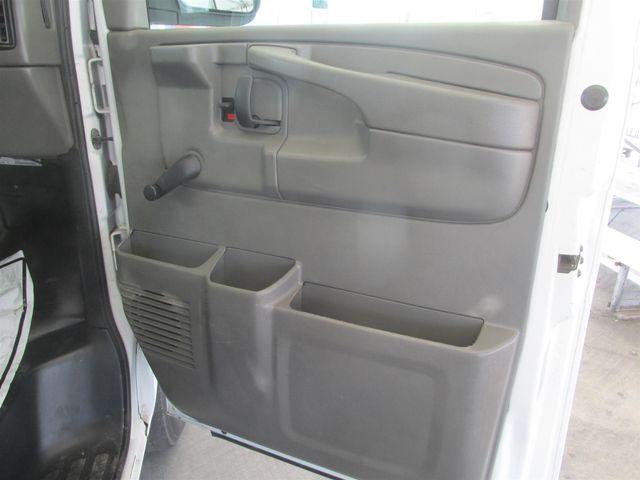 2007 Chevrolet Express Cargo Van Gardena, California 11