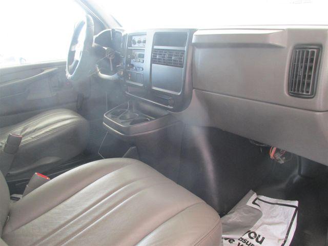 2007 Chevrolet Express Cargo Van Gardena, California 7