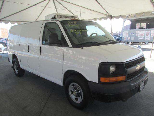2007 Chevrolet Express Cargo Van Gardena, California 3