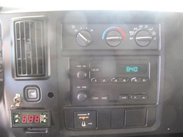 2007 Chevrolet Express Cargo Van Gardena, California 6