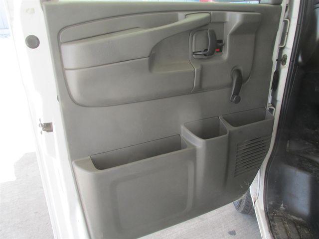 2007 Chevrolet Express Cargo Van Gardena, California 8