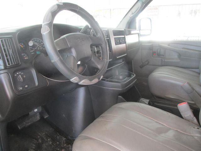2007 Chevrolet Express Cargo Van Gardena, California 4