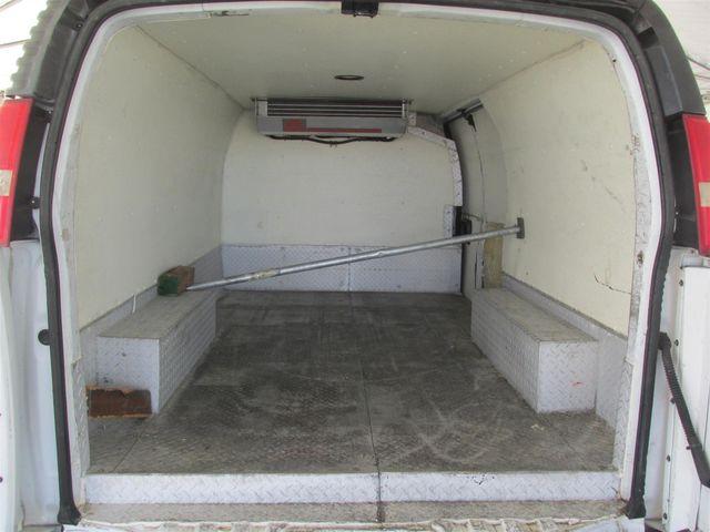 2007 Chevrolet Express Cargo Van Gardena, California 9