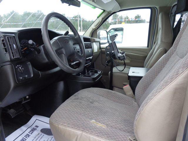 2007 Chevrolet Express Cargo Van Hoosick Falls, New York 5