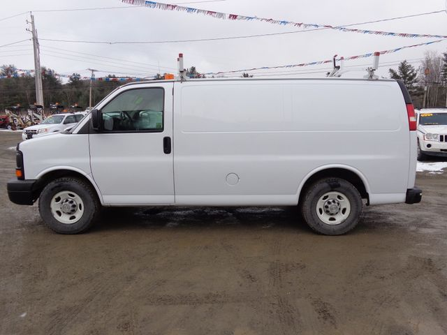 2007 Chevrolet Express Cargo Van Hoosick Falls, New York