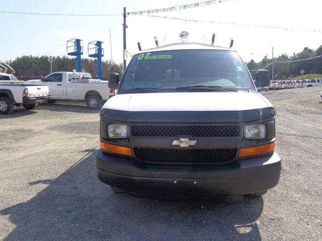 2007 Chevrolet Express Cargo Van Hoosick Falls, New York 1