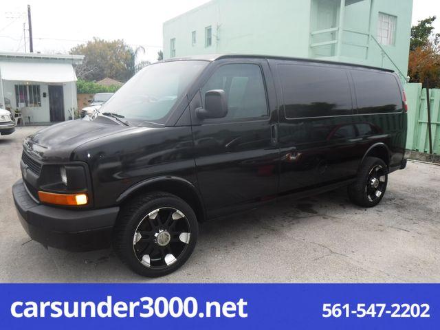 2007 Chevrolet Express Cargo Van Lake Worth , Florida