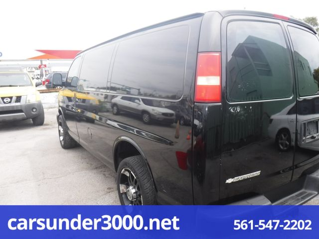 2007 Chevrolet Express Cargo Van Lake Worth , Florida 2