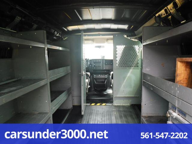 2007 Chevrolet Express Cargo Van Lake Worth , Florida 6
