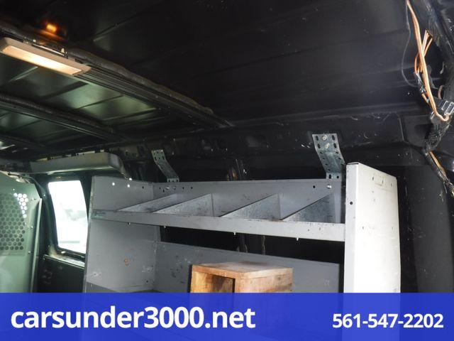 2007 Chevrolet Express Cargo Van Lake Worth , Florida 7