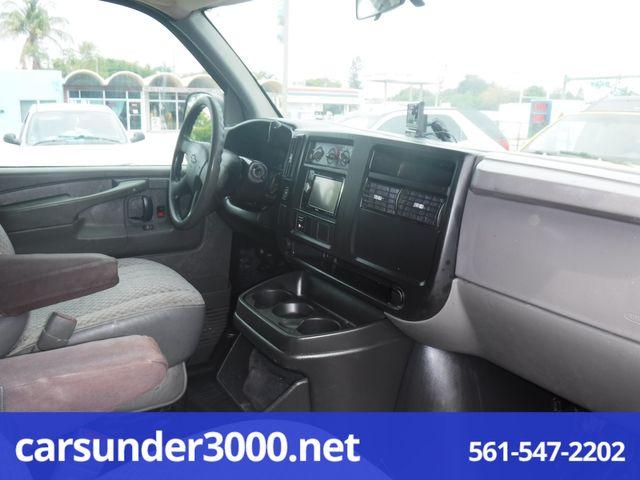 2007 Chevrolet Express Cargo Van Lake Worth , Florida 9