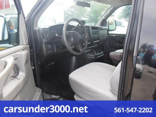 2007 Chevrolet Express Cargo Van Lake Worth , Florida 10