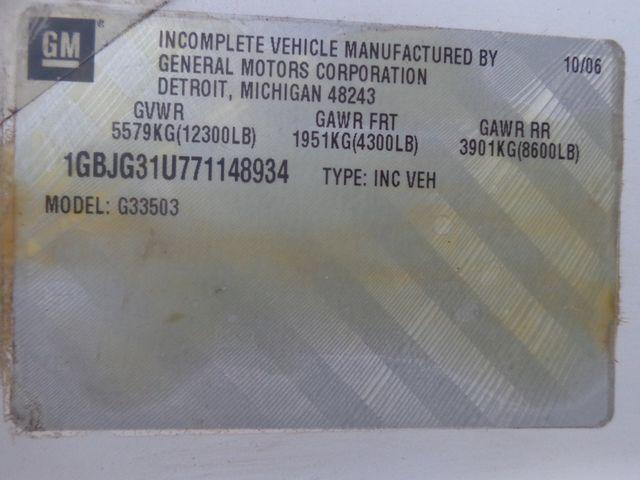 2007 Chevrolet Express Commercial Cutaway C7L DRW Hoosick Falls, New York 7