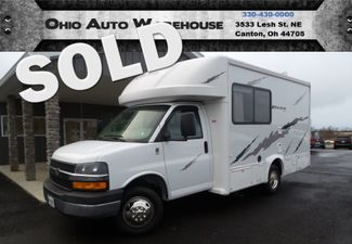 2007 Chevrolet Express G3500 RV Camper 44K Low Miles Motor Home We Finance | Canton, Ohio | Ohio Auto Warehouse LLC in Canton Ohio