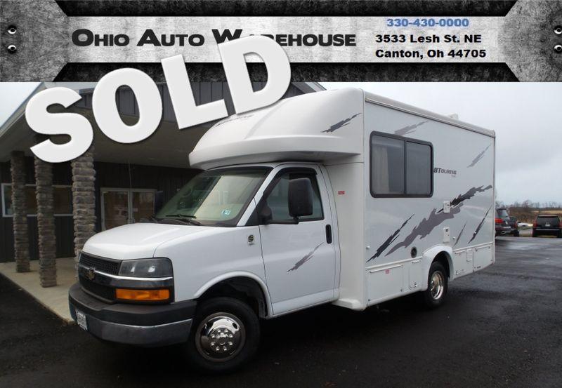 2007 Chevrolet Express G3500 RV Camper 44K Low Miles Motor Home We Finance | Canton, Ohio | Ohio Auto Warehouse LLC in Canton Ohio