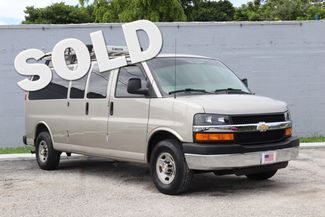 2007 Chevrolet Express Passenger Hollywood, Florida