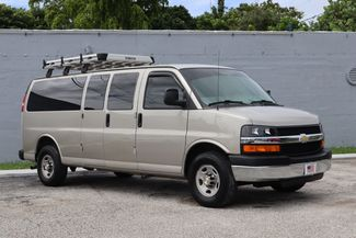 2007 Chevrolet Express Passenger Hollywood, Florida 9