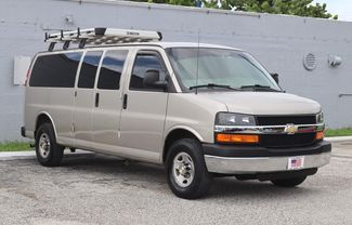2007 Chevrolet Express Passenger Hollywood, Florida 27