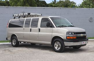 2007 Chevrolet Express Passenger Hollywood, Florida 19