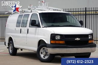 2007 Chevrolet G2500 Van 35 Service Records Clean Carfax Express in Plano Texas, 75093