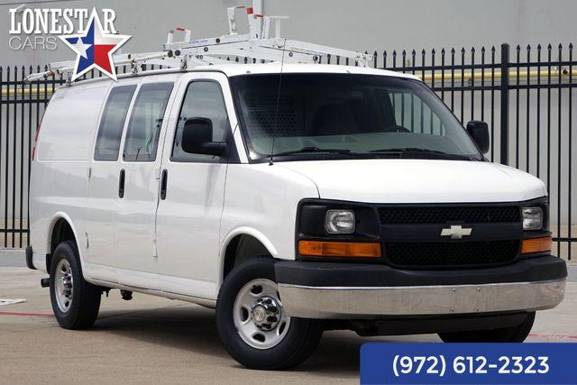 2007 Chevrolet G2500 Van 35 Service Records Clean Carfax Express