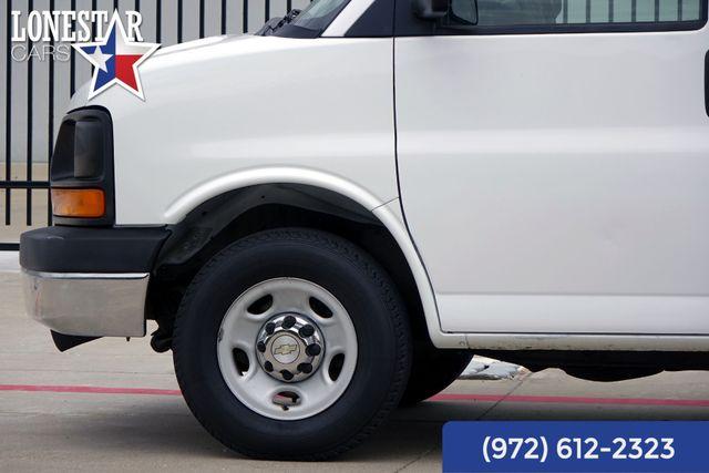 2007 Chevrolet G2500 Van 35 Service Records Clean Carfax Express in Carrollton, TX 75006