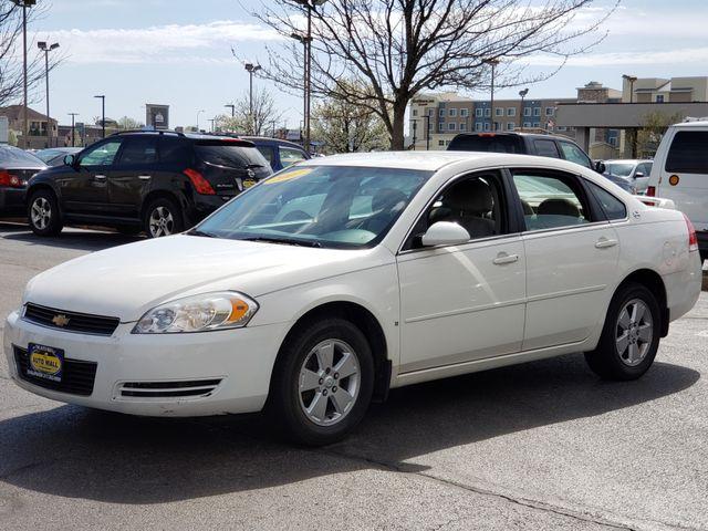 2007 Chevrolet Impala 3.5L LT | Champaign, Illinois | The Auto Mall of Champaign in Champaign Illinois