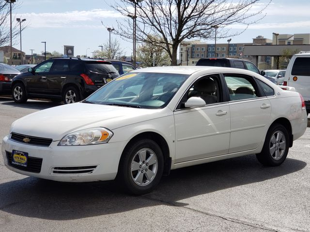 2007 Chevrolet Impala 3.5L LT | Champaign, Illinois | The Auto Mall of Champaign in Champaign Illinois