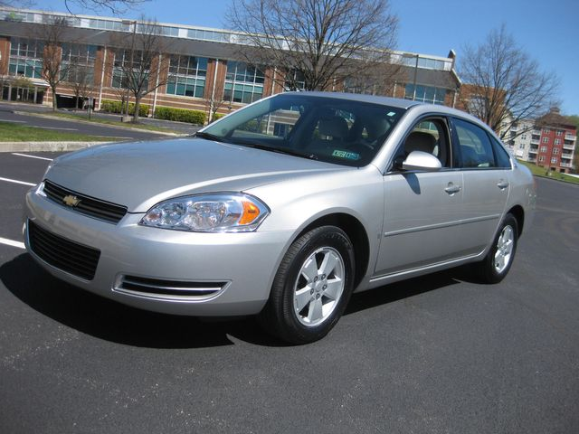 2007 Chevrolet Impala 3.5L LT Conshohocken, Pennsylvania 10