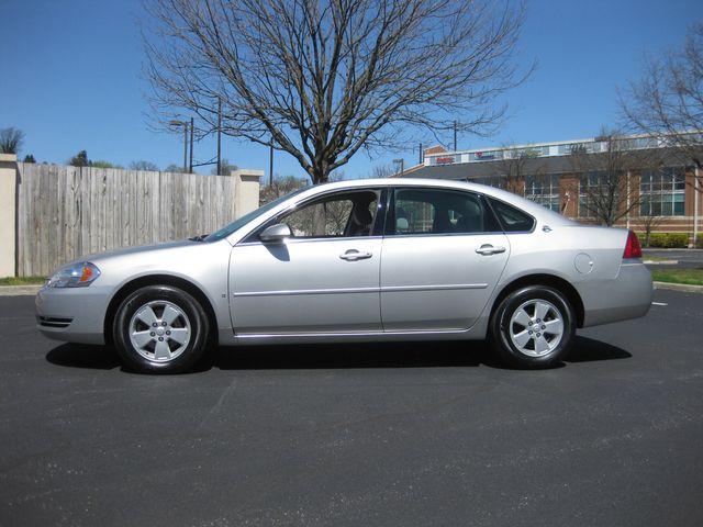 2007 Chevrolet Impala 3.5L LT Conshohocken, Pennsylvania 2