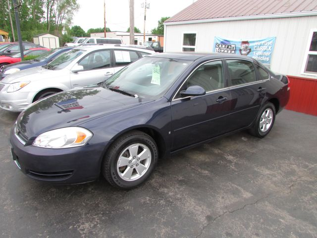 2007 Chevrolet Impala 3.5L LT in Fremont, OH 43420