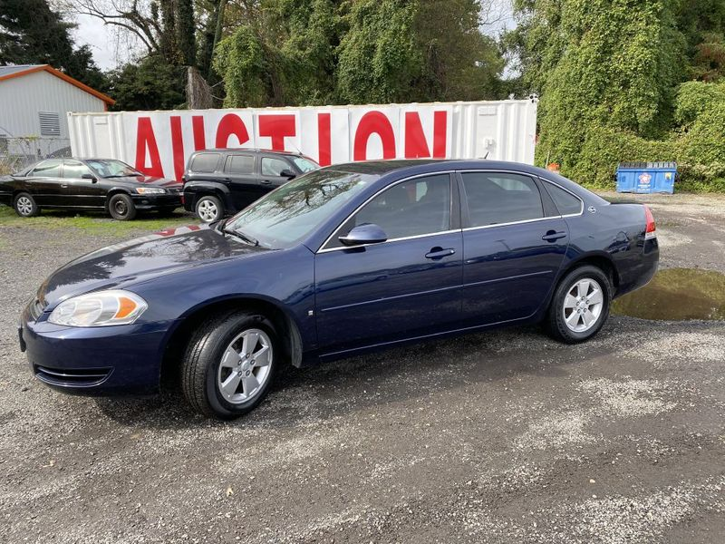 2007 Chevrolet Impala 35L LT  city MD  South County Public Auto Auction  in Harwood, MD