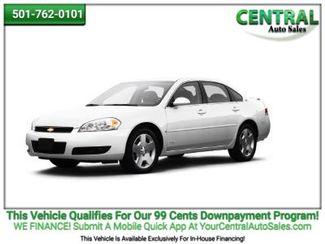 2007 Chevrolet Impala 3.9L LT | Hot Springs, AR | Central Auto Sales in Hot Springs AR