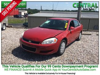 2007 Chevrolet Impala LS | Hot Springs, AR | Central Auto Sales in Hot Springs AR
