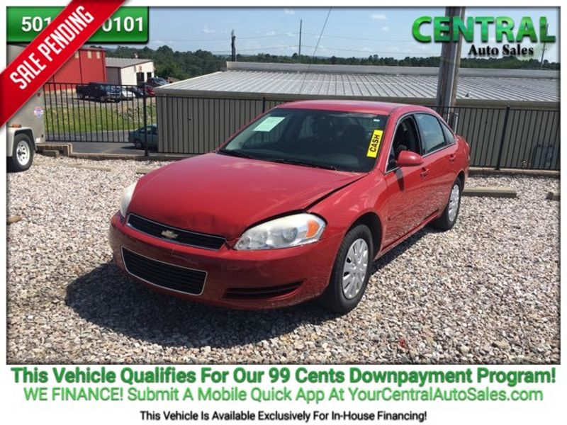 2007 Chevrolet Impala LS   Hot Springs, AR   Central Auto Sales in Hot Springs AR