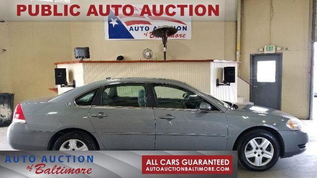 2007 Chevrolet Impala LS | JOPPA, MD | Auto Auction of Baltimore  in Joppa MD