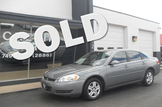 2007 Chevrolet Impala LS | Lubbock, TX | Credit Cars  in Lubbock TX