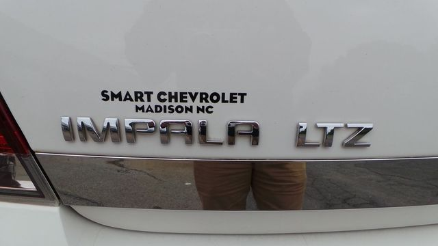 2007 Chevrolet Impala LTZ Madison, NC 10