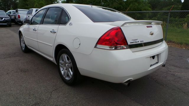 2007 Chevrolet Impala LTZ Madison, NC 3