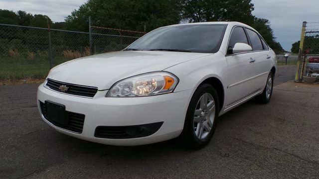 2007 Chevrolet Impala LTZ Madison, NC 5