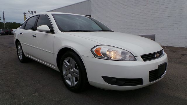 2007 Chevrolet Impala LTZ Madison, NC 7