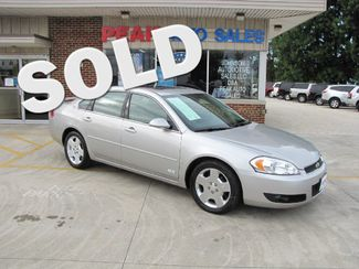 2007 Chevrolet Impala SS in Medina OHIO, 44256