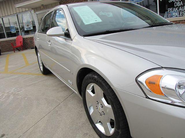 2007 Chevrolet Impala SS in Medina OHIO, 44256