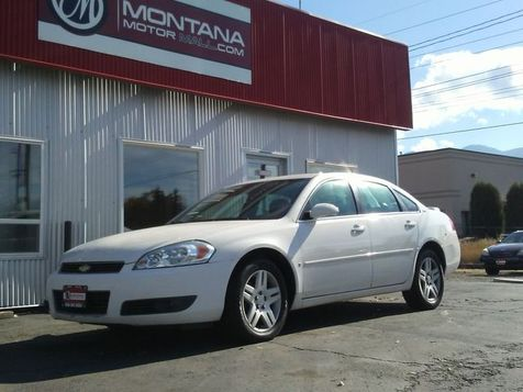 2007 Chevrolet Impala 3.9L LT in